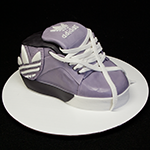 Addias Shoe Cake