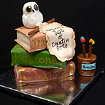 Potions Cake