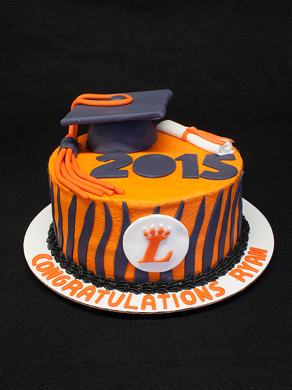 Images Of High School Graduation Cakes