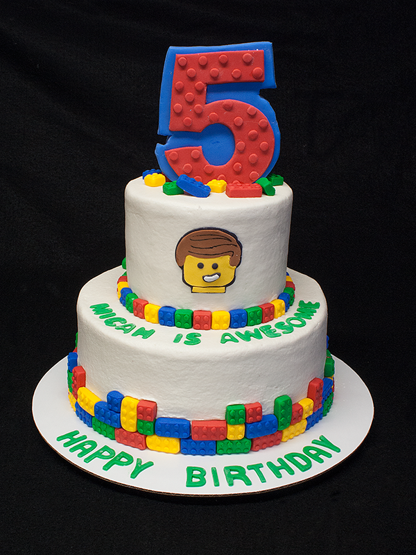 Cool  Year Old Birthday Cakes
