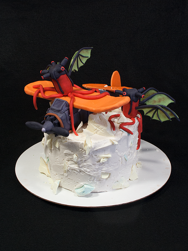 Cake Artist Barbarann : Sweetly Wild Cincinnati, Ohio Cakes, Cupcakes, Confections