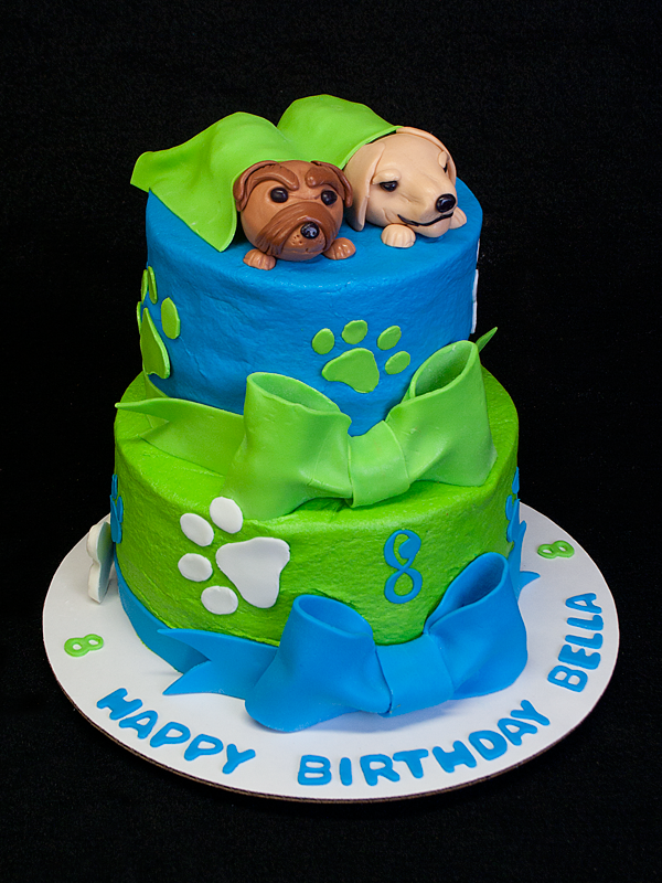 Wild About Baby Cake